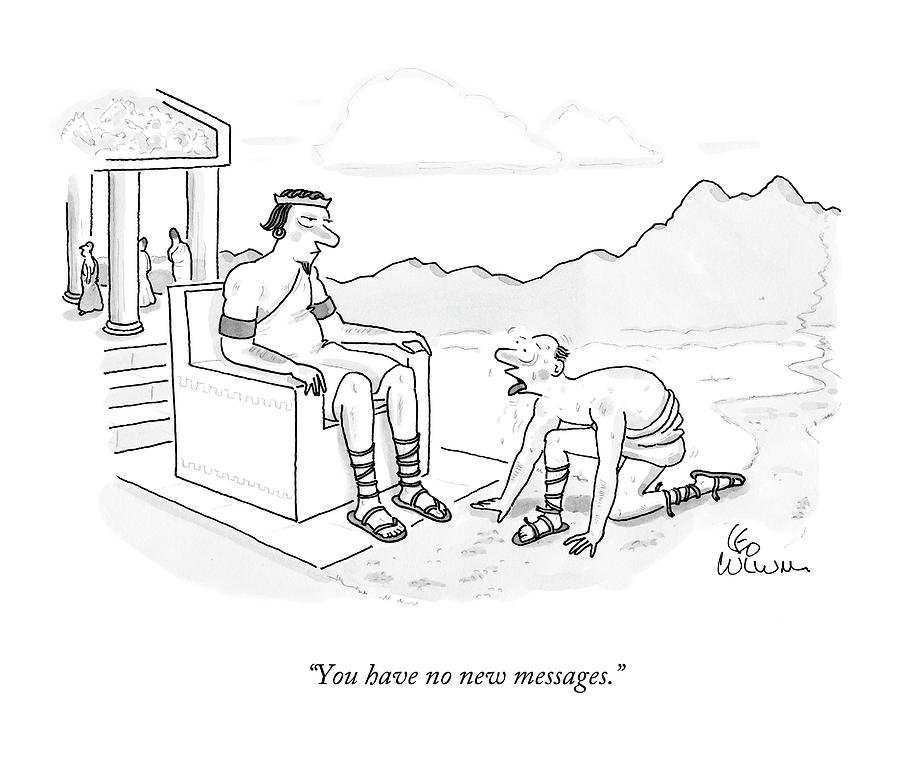 you have to new messages