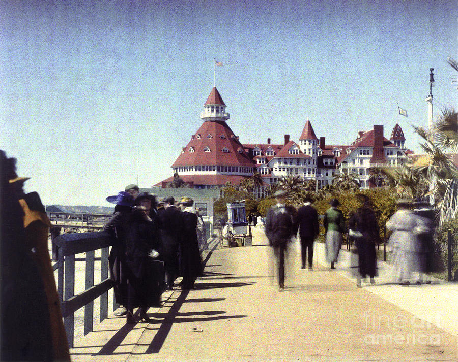 1906 Del Boardwalk by Glenn McNary