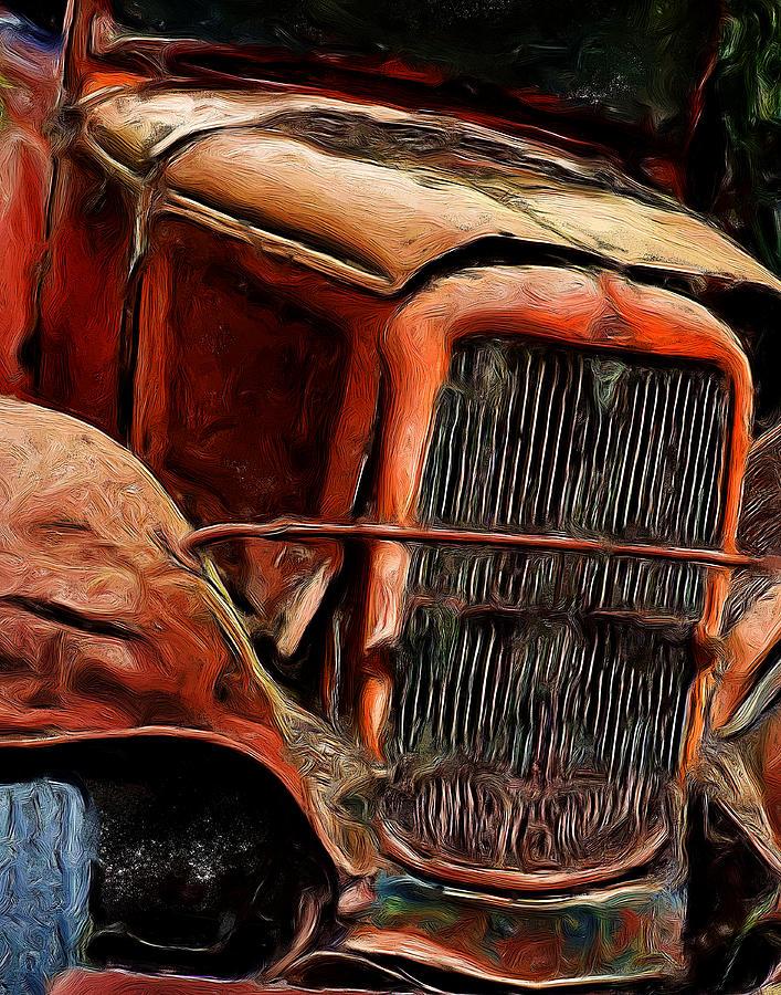 1932 Digital Art - 1932 Memories by Cary Shapiro