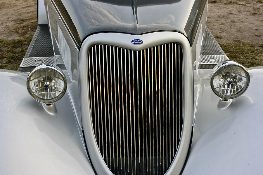 1933 Ford grill insert