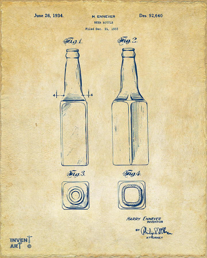 Beer Bottle Art | Fine Art America