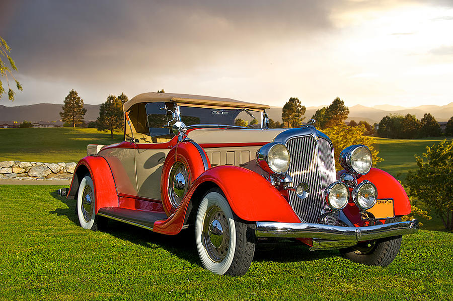 1934 Chrysler Roadster II Photograph