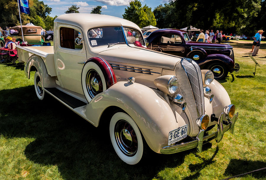 1936 Terraplane Express Cab Truck by James Howe
