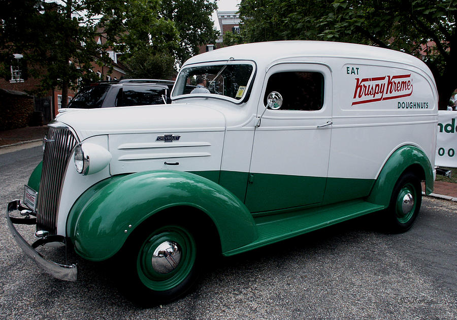 1937 Chevy Delivery Van