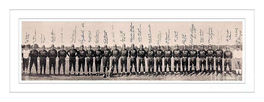 Redskins Photograph - 1937 Washington Redskins Team Photo by Unknown