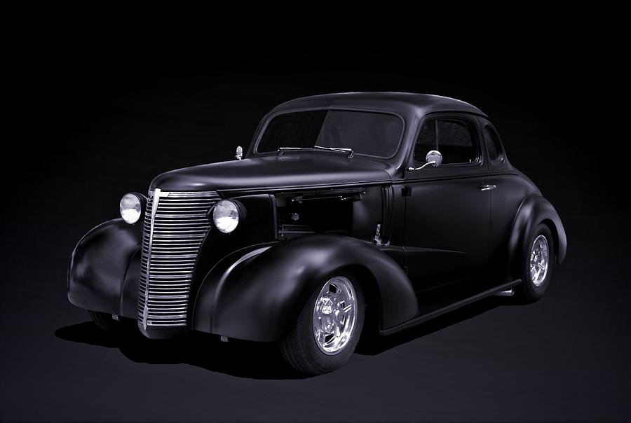 1938 Chevrolet Hot Rod Coupe