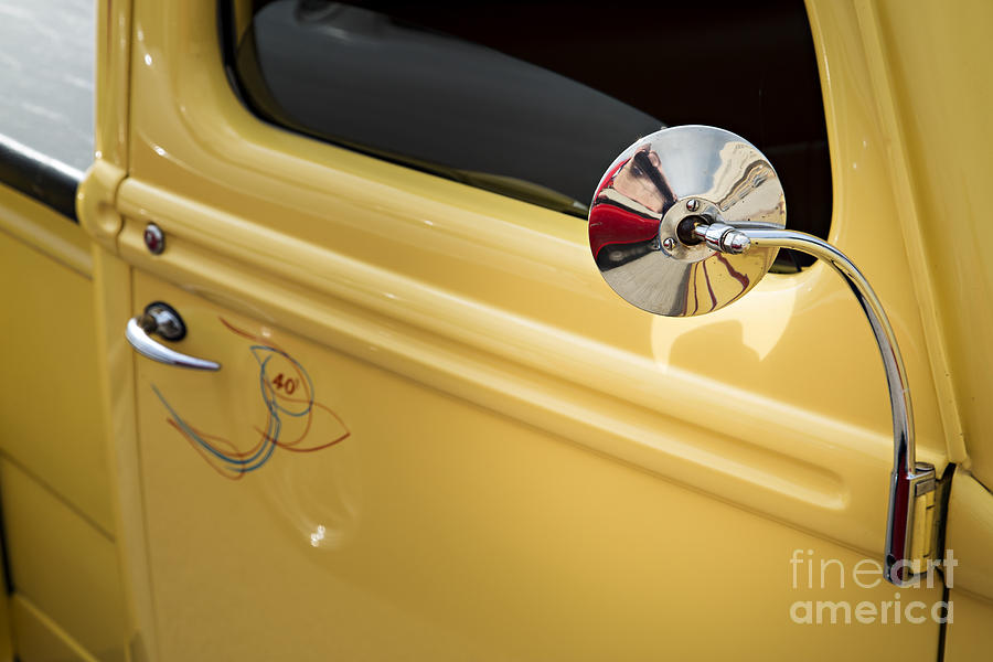 Vintage ford truck mirrors