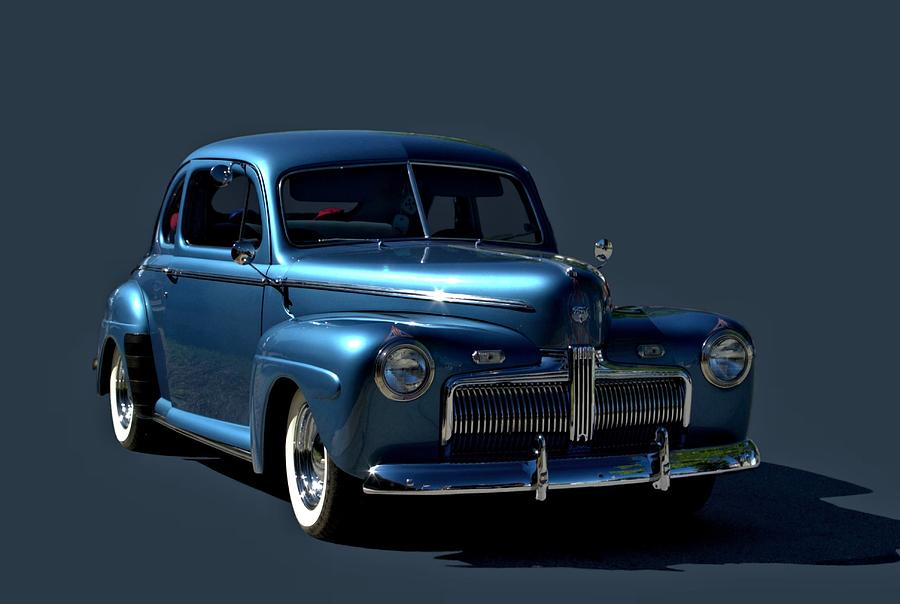 1942 Ford Coupe Photograph By Tim Mccullough