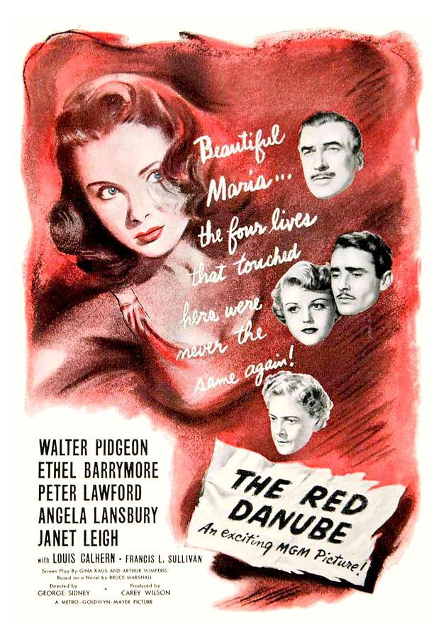 The CinemaScope Cat: The Red Danube (1949)