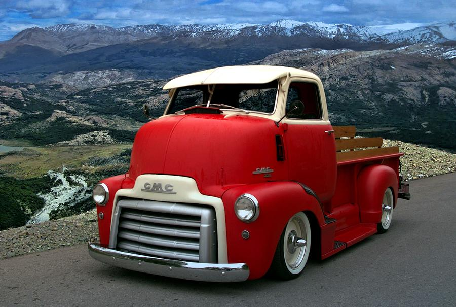 Truck Beds For Sale >> 1949 Gmc Cab Over Pickup Truck Photograph by Tim McCullough
