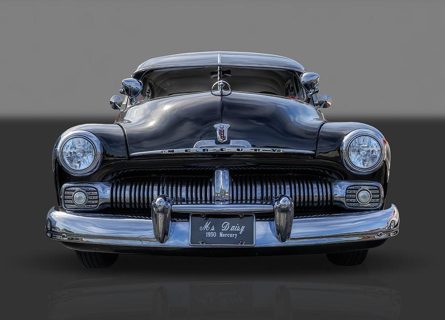 Hot Rod Photograph - 1950 Mercury by Frank J Benz