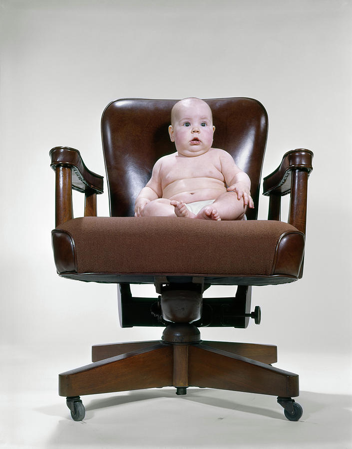 Phenomenal 1950S 1960S Baby Sitting Office Chair Interior Design Ideas Apansoteloinfo