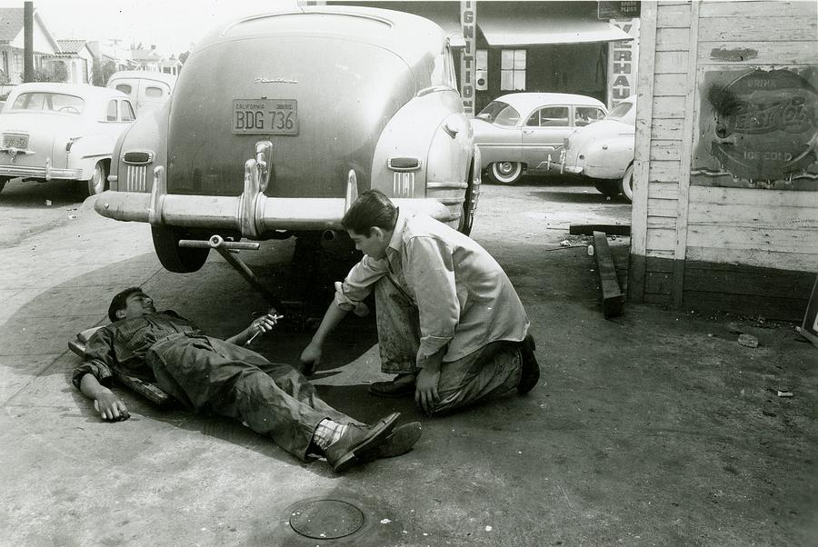 Image result for vintage mechanic