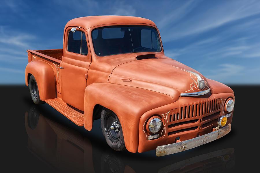 1951 International Pickup Truck