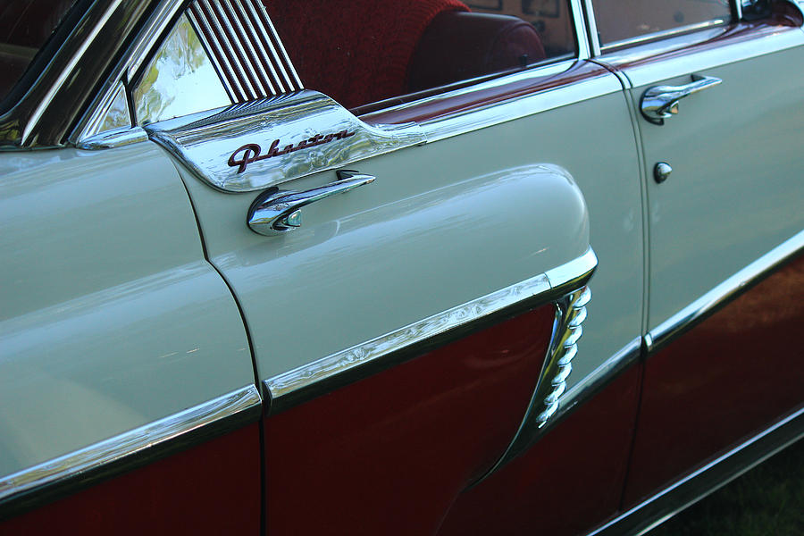 Mercury Phaeton Photograph - 1955 Mercury 4 door Hardtop by Jim Cotton