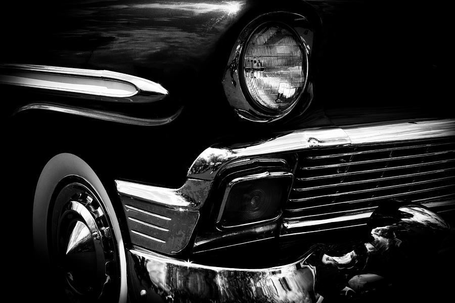 Chevrolet Photograph - 1956 Chevrolet Bel Air by David Patterson