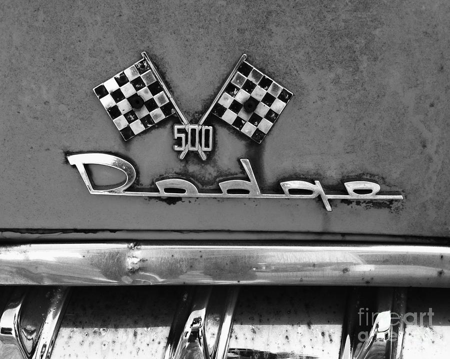 1956 Photograph - 1956 Chevy 500 Series Photo 8 by Anna Villarreal Garbis