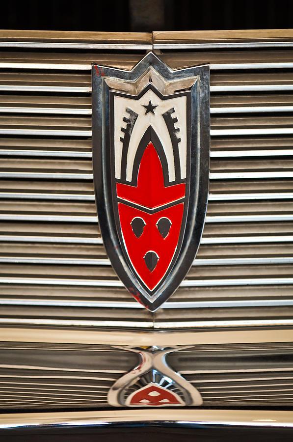 Classic Cars Photograph - 1958 Oldsmobile Super 88 4 Door Sedan -1654c by Jill Reger