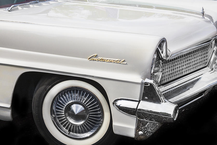 Lincoln Photograph - 1959 Lincoln Continental by Rich Franco
