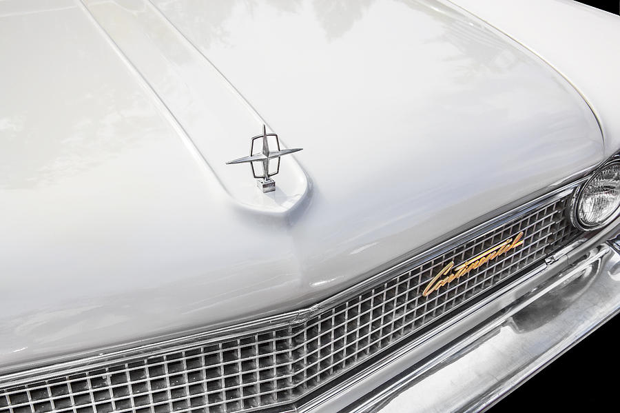 Lincoln Photograph - 1959 Lincoln Continental Too by Rich Franco