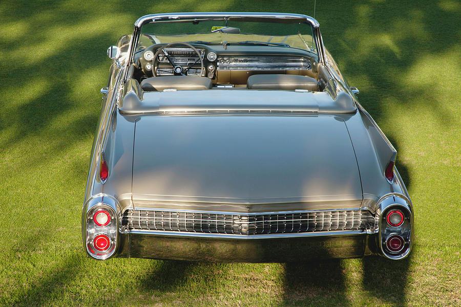 1960 Cadillac Eldorado Biarritz Photograph by Car Culture