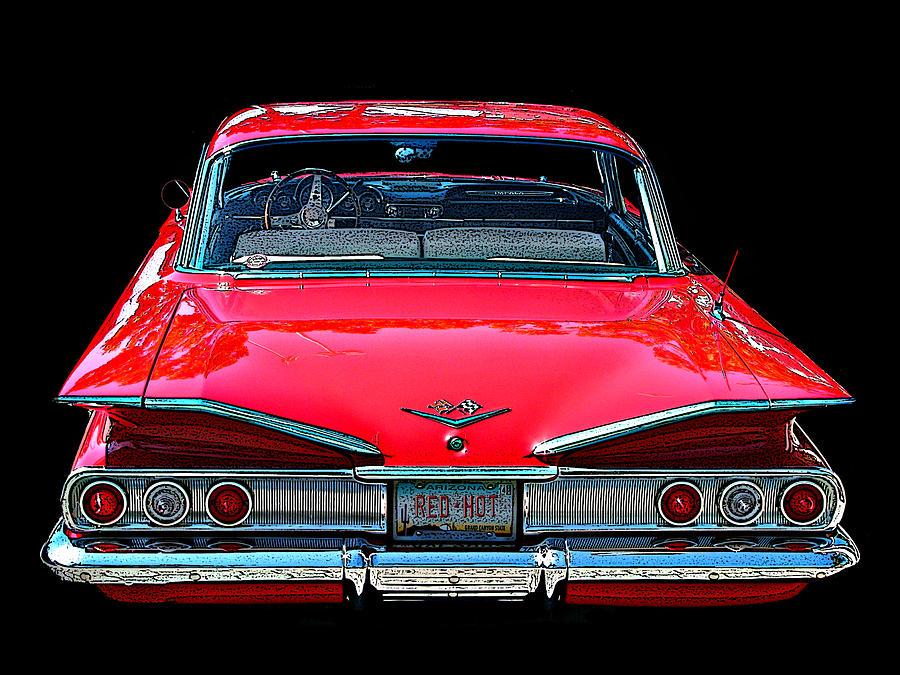 Impala Back Glass