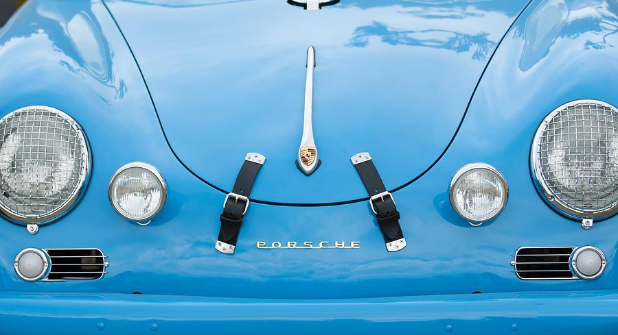 Porsche Carrera Photograph - 1960 Volkswagen Porsche 356 Carrera Gs Gt Replica  by Jill Reger