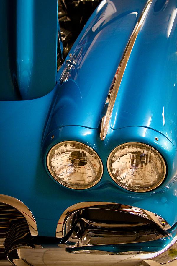 61 Photograph - 1961 Chevrolet Corvette IIi by David Patterson