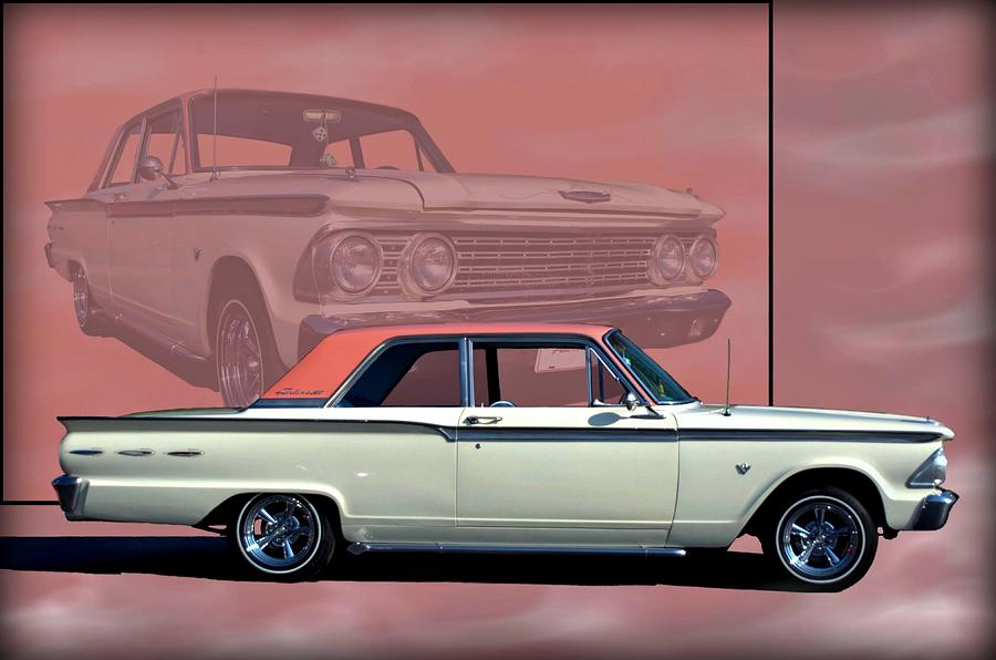 1962 Ford Fairlane 2 Door Sports Coupe
