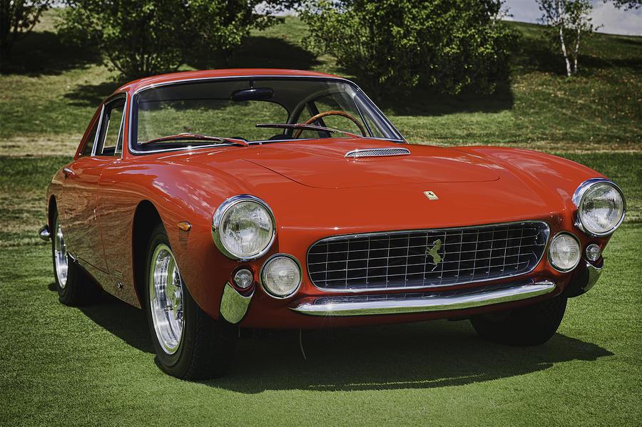 1963 Ferrari Photograph - 1963 Ferrari 250 Gt Lusso by Sebastian Musial