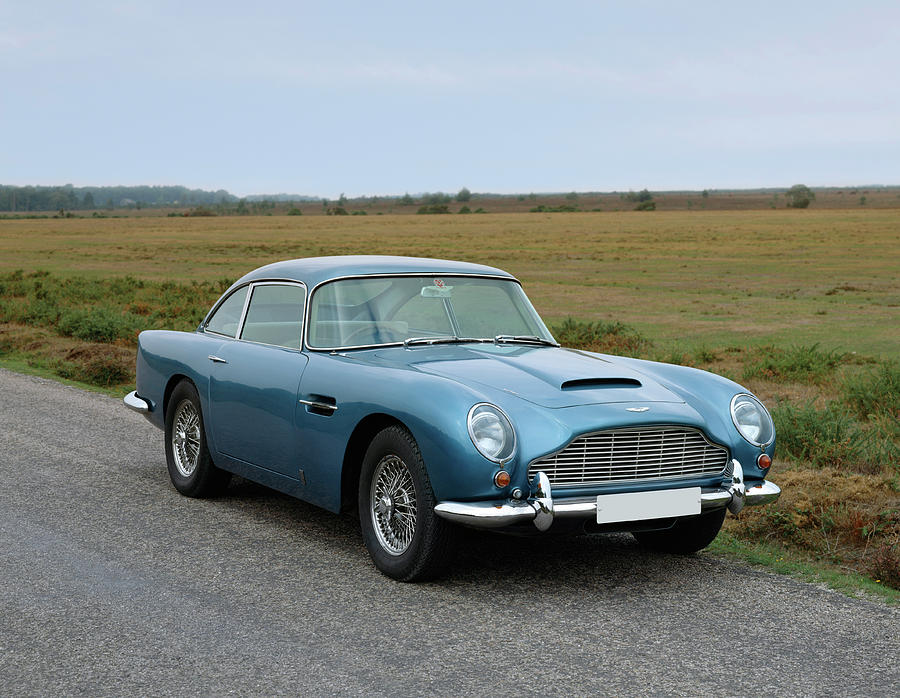 1965 Aston Martin Db5 Gt Vantage Photograph By Panoramic Images