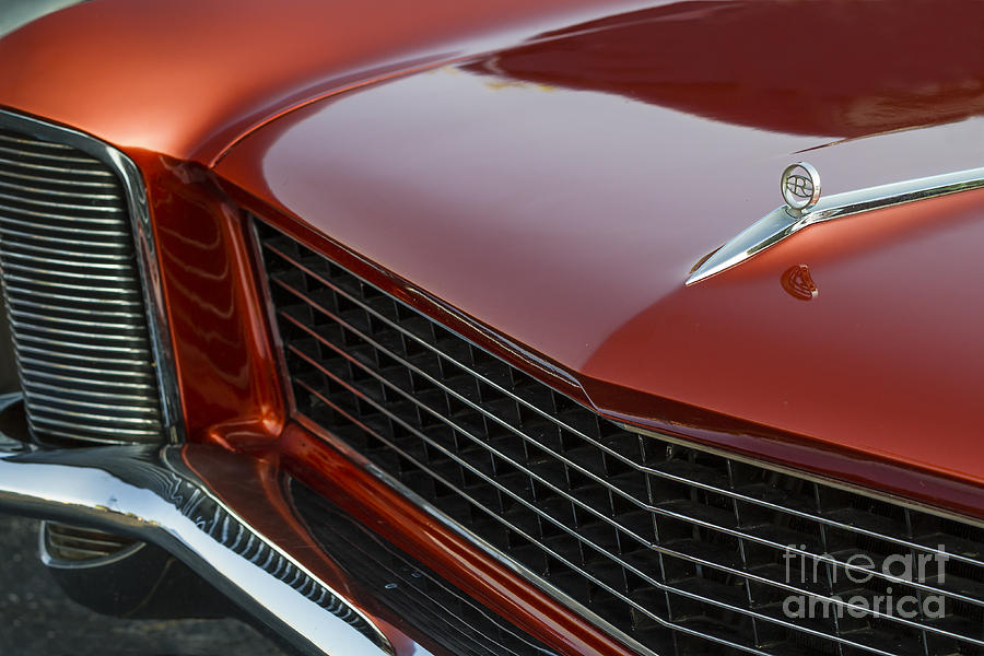Automotive Photograph - 1965 Buick Riviera by Dennis Hedberg