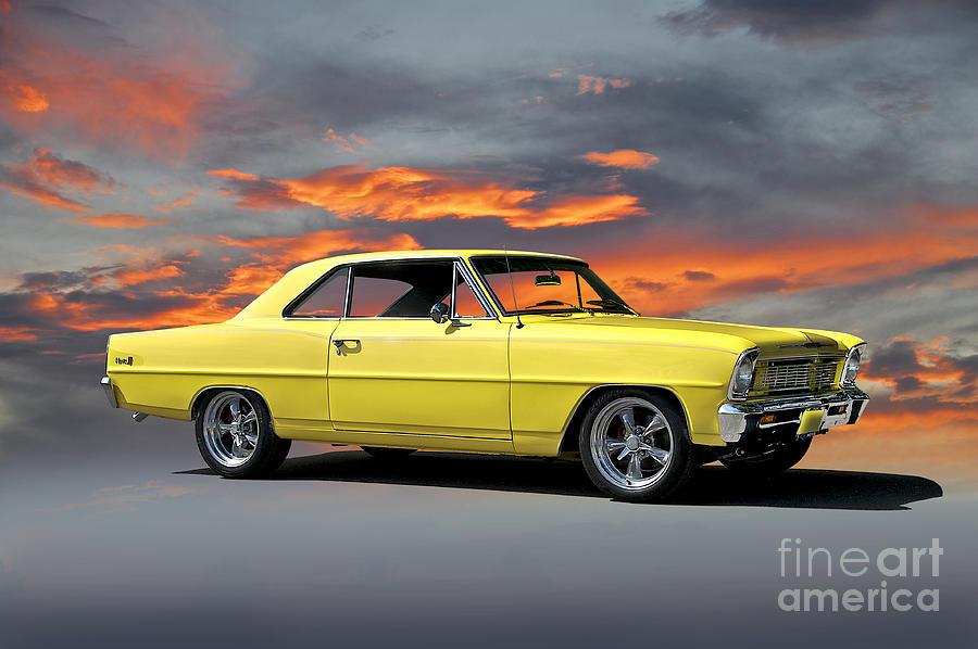 1966 Chevrolet Nova Super Sport By Dave Koontz