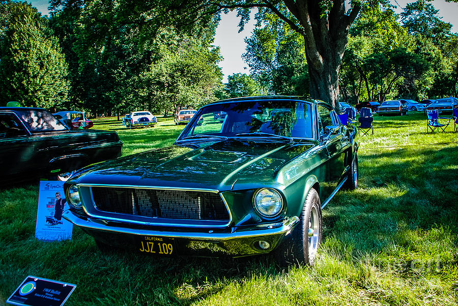 1968 Mustang Jacket