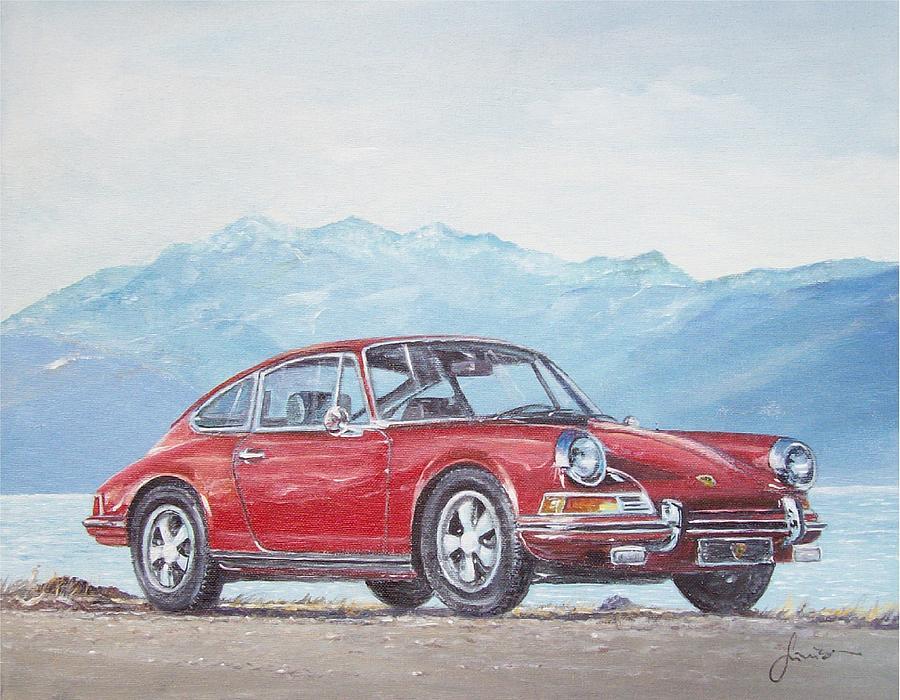 1969 Porsche 911 2.0 S by Sinisa Saratlic