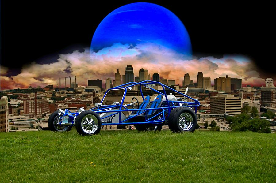 1969 Volkswagen Rail Buggy Photograph By Tim Mccullough