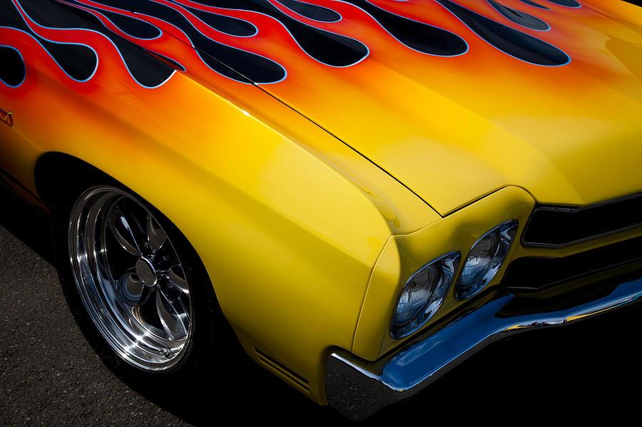 70 Photograph - 1970 Chevrolet Chevelle by David Patterson