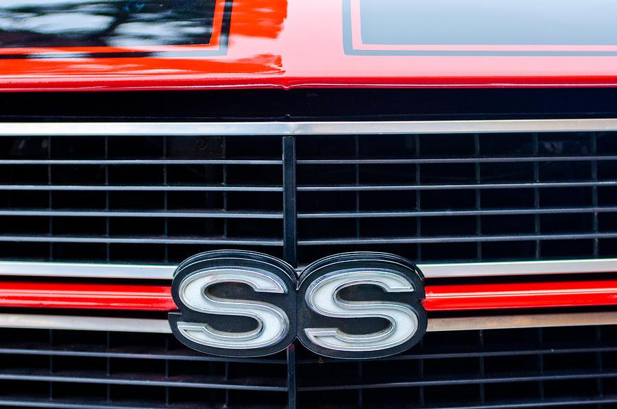 Ss Car Logo