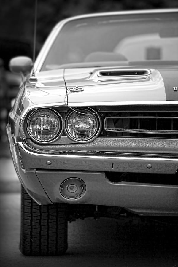 1971 Dodge Challenger R/t Convertible Photograph by Gordon Dean II