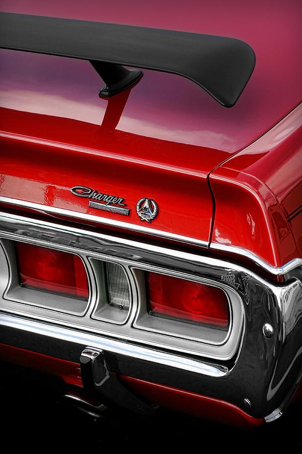 1971 Dodge Charger Se Photograph By Gordon Dean Ii