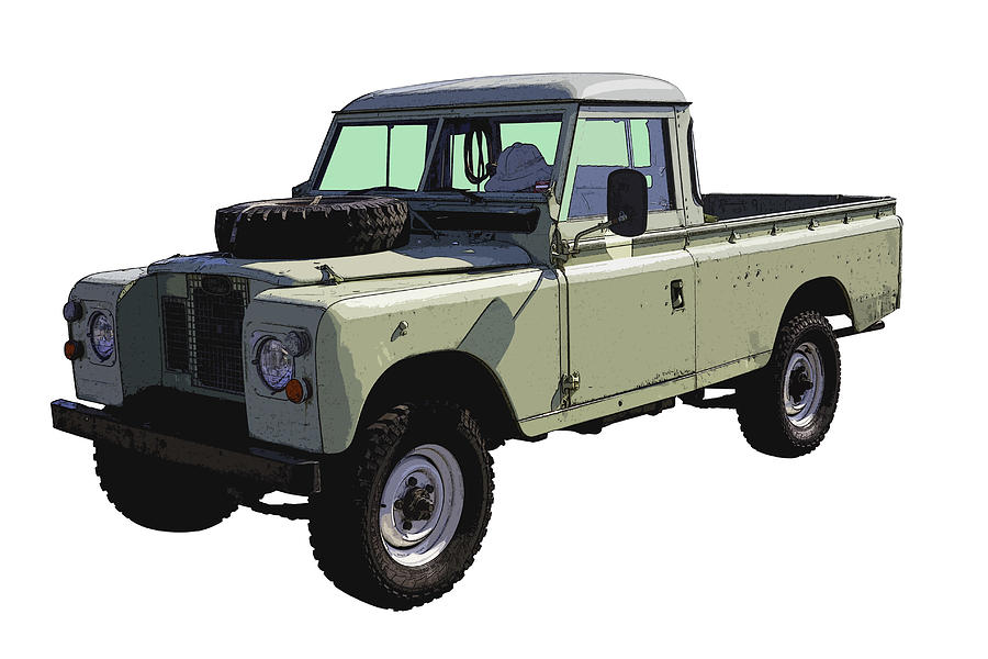 Land Rover Truck >> 1971 Land Rover Pickup Truck