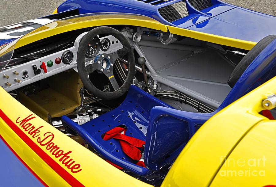Porsche  Race Car Interior