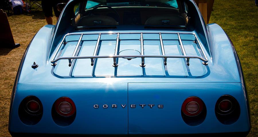 74 Photograph - 1974 Chevy Corvette by David Patterson