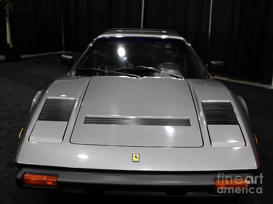 Transportation Photograph - 1984 Ferrari 308 Gts Qv - 5d19817 by Wingsdomain Art and Photography