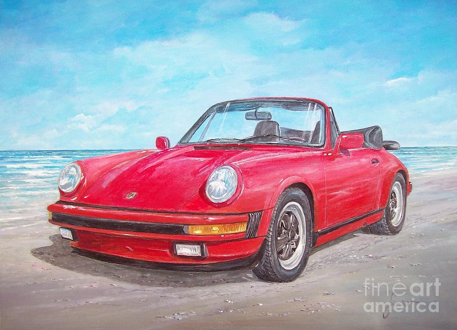 1987 Porsche carrera cabriolet by Sinisa Saratlic