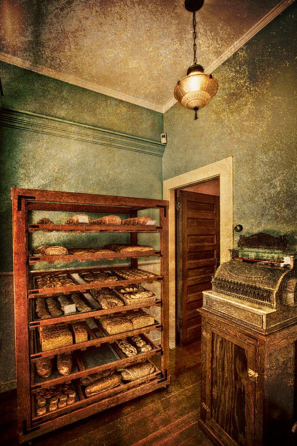 19th Century Bakery Vintage Photograph By Eti Reid