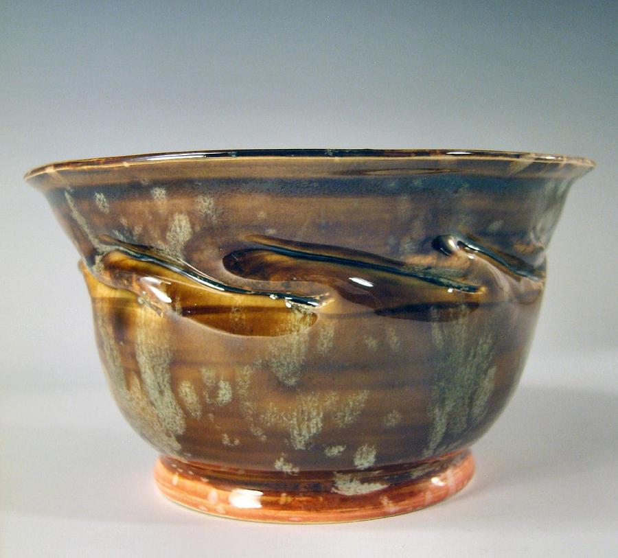 Twist Ceramic Art - 1acb3 by John OBrien