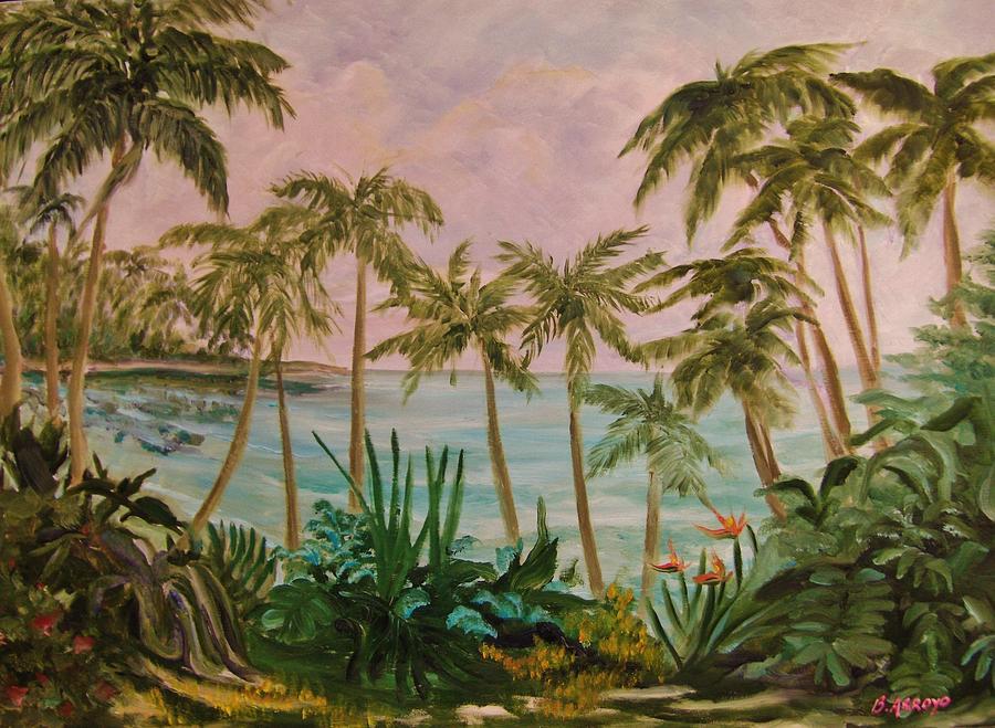 Paradise  Found by Beth Arroyo