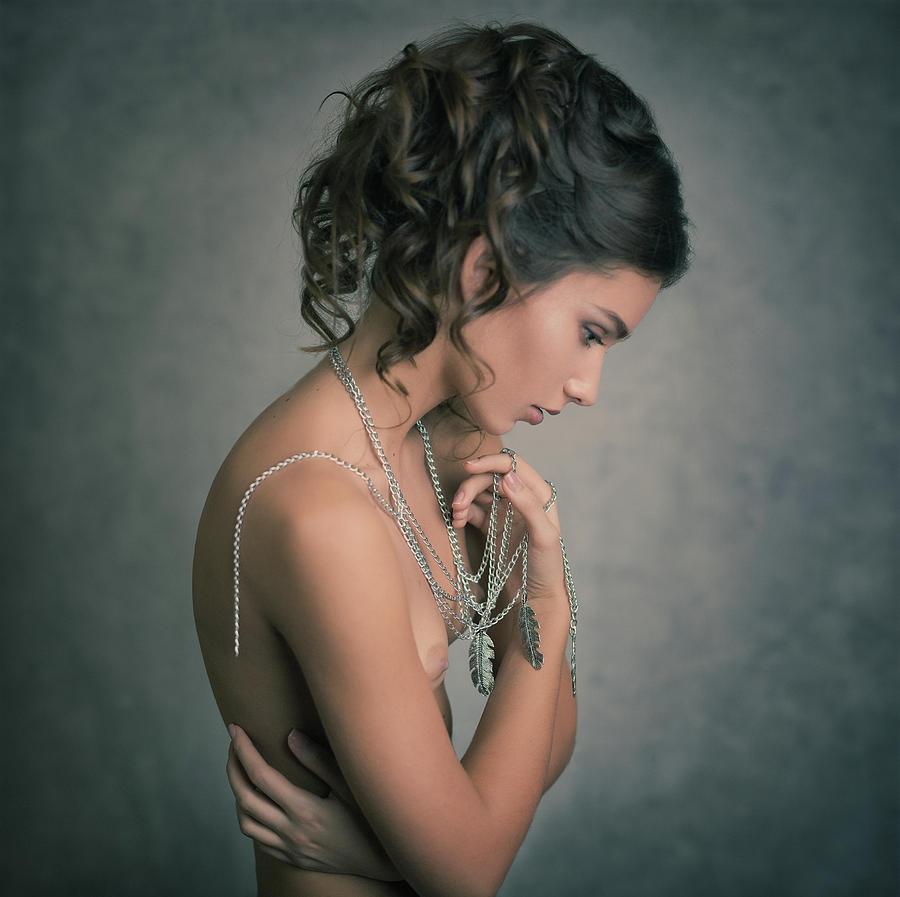 Fine Art Nude Photograph - *** by Yuri Shevchenko