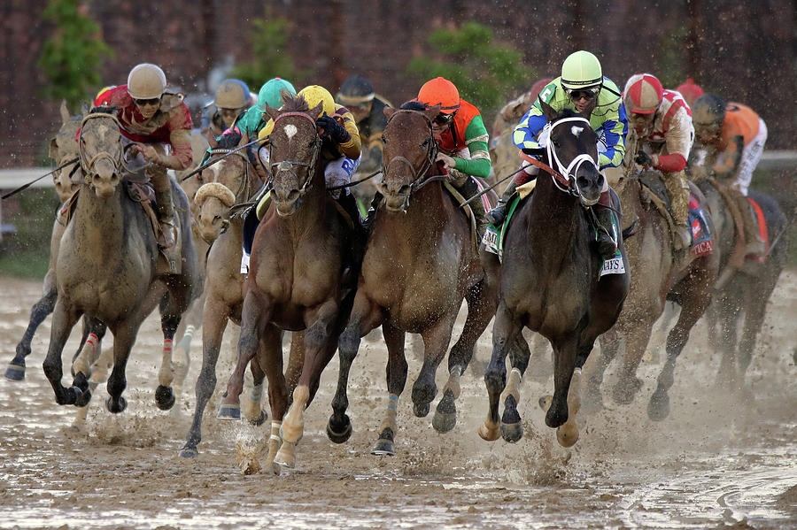 143rd Kentucky Derby Photograph by Andy Lyons